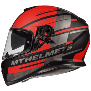 Шлем-интеграл MT Thunder 3 SV Pitlane C5 Matt Red