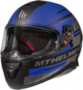 Шлем-интеграл MT Thunder 3 SV PITLANE C7 MATT BLUE